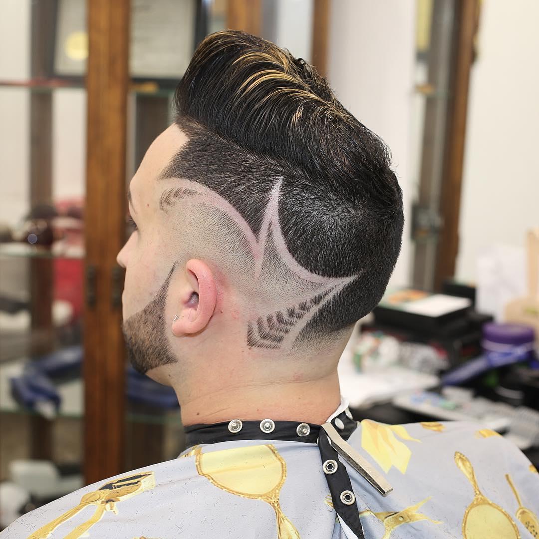 haircut designs freestyle fade haircuts models ideas