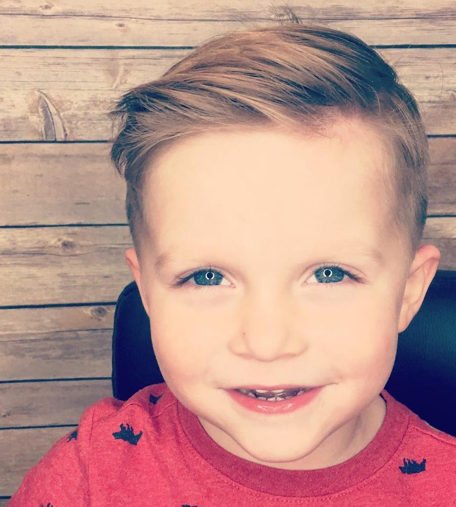 Toddler Boy Haircuts 2017
