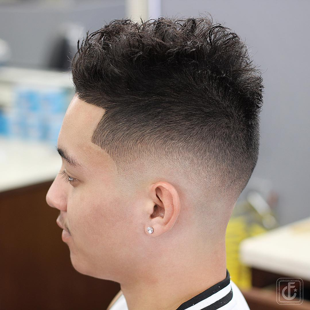 Mexican Taper Fade Haircut 72