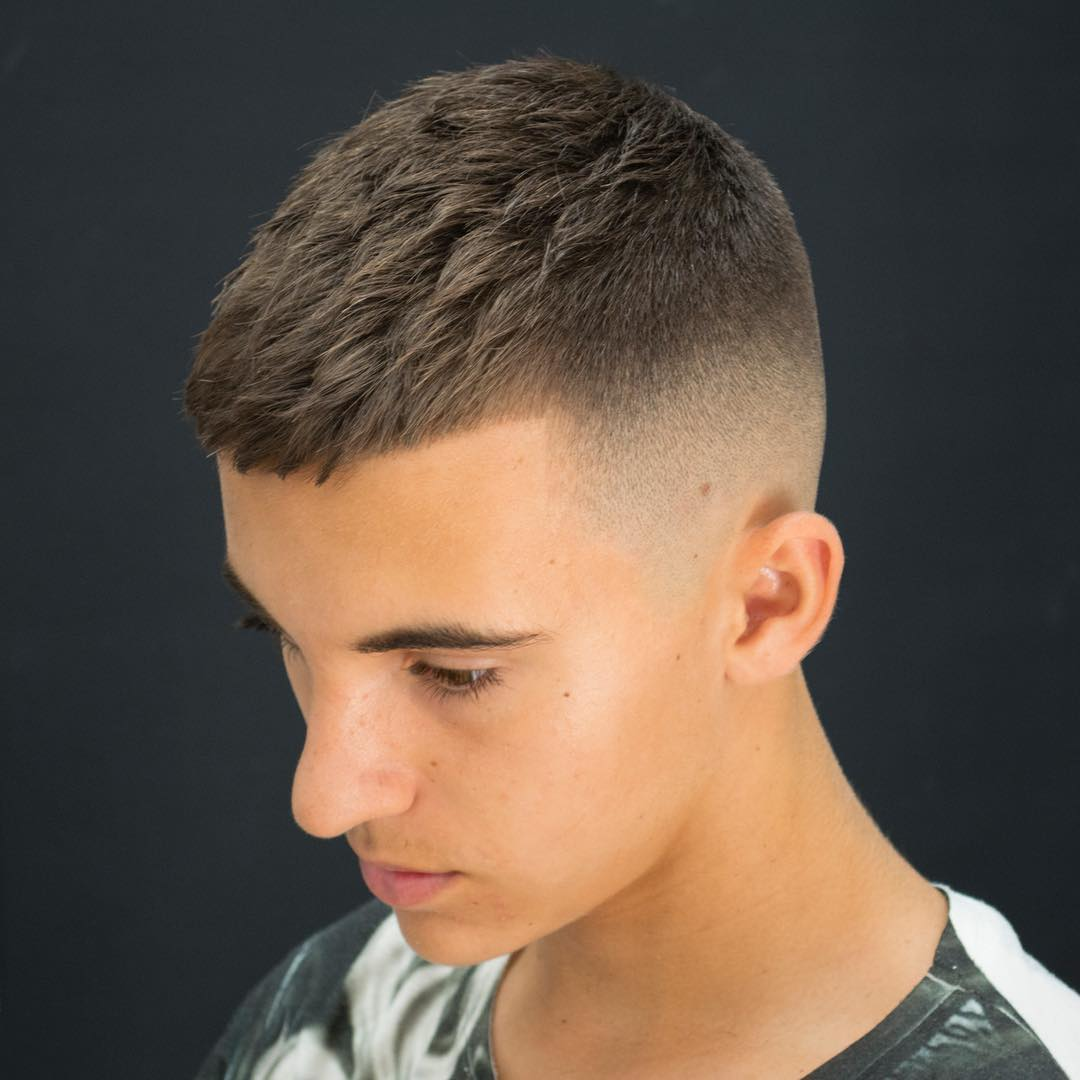 boy haircuts fade 31 s hairstyles to try in 2017 s hairstyle trends 1804