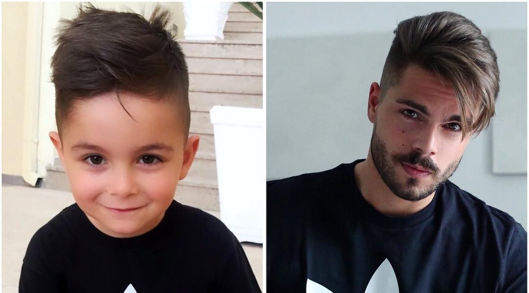 Stylish Haircuts for Toddler Boys