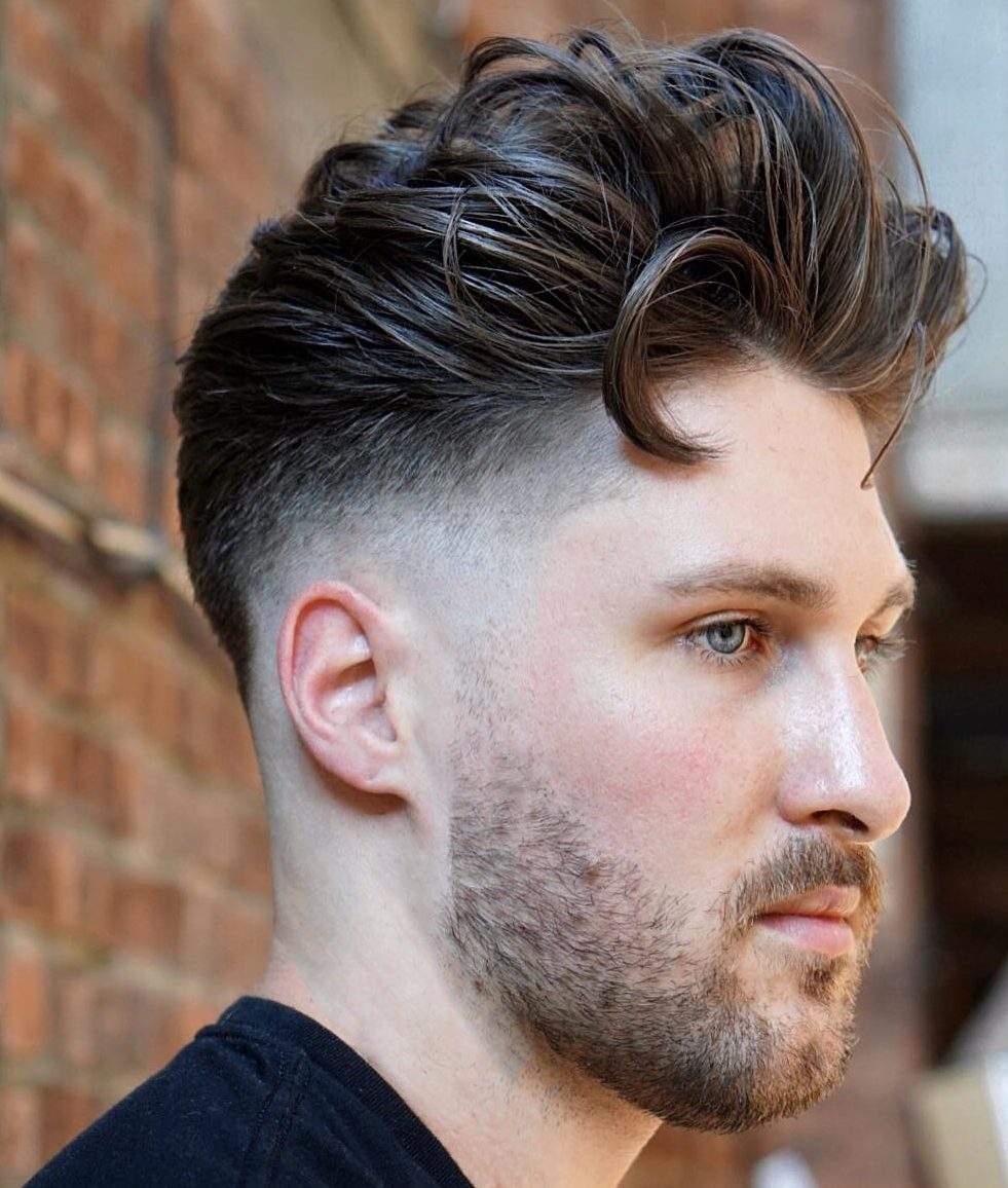 hipster hairstyles for men fade haircut