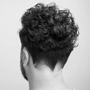 New Hairstyles for Men: Neckline Hair Design