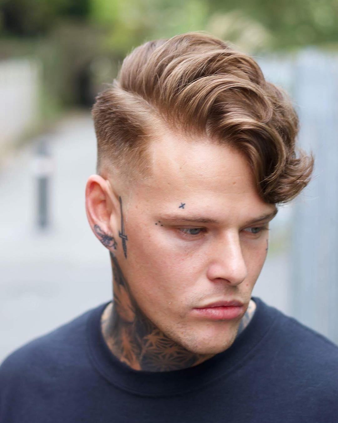 alan_beak low fade and long fringe mens hairstyle