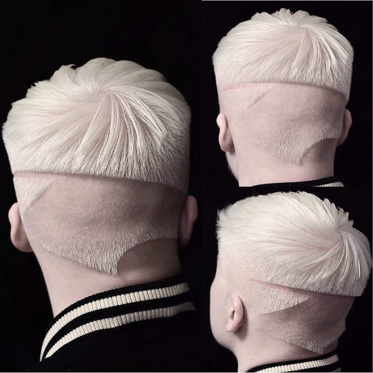 barber.josh.o.p cool hair design mens haircut