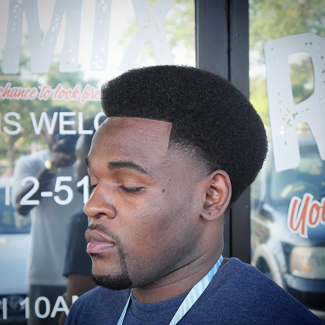 bonezdagoat taper haircut