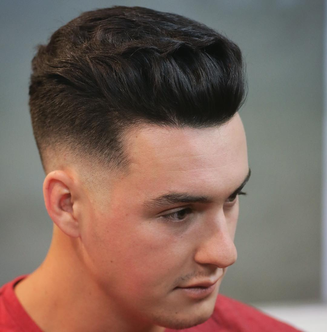 Cool Men S Hairstyles 2018