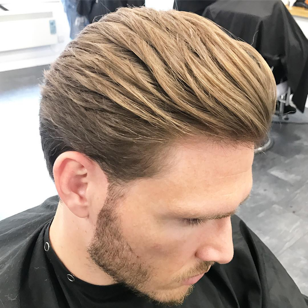 gregmacbarber longer mens hairstyle