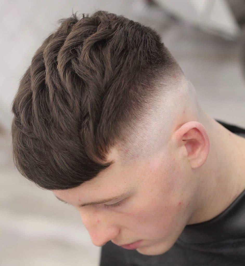 25 Cool Haircuts For Boys 2018