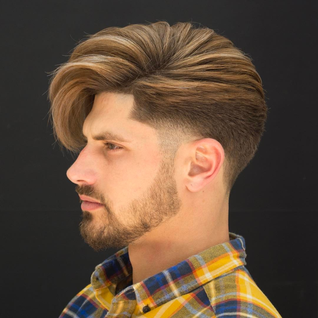 javi_thebarber_ long hairstyle for men side angle