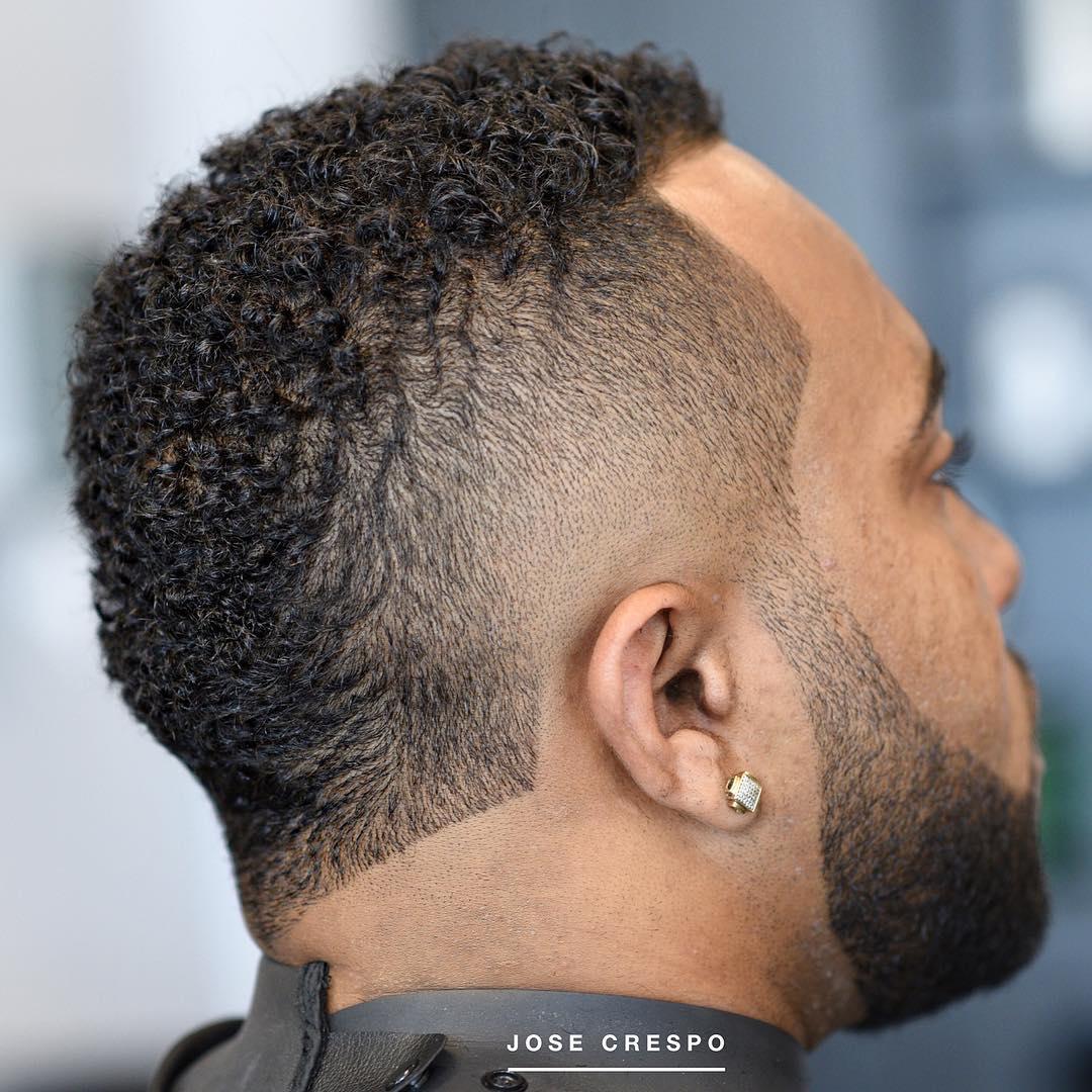 jose.crespo_ mohawk fade haircut for men
