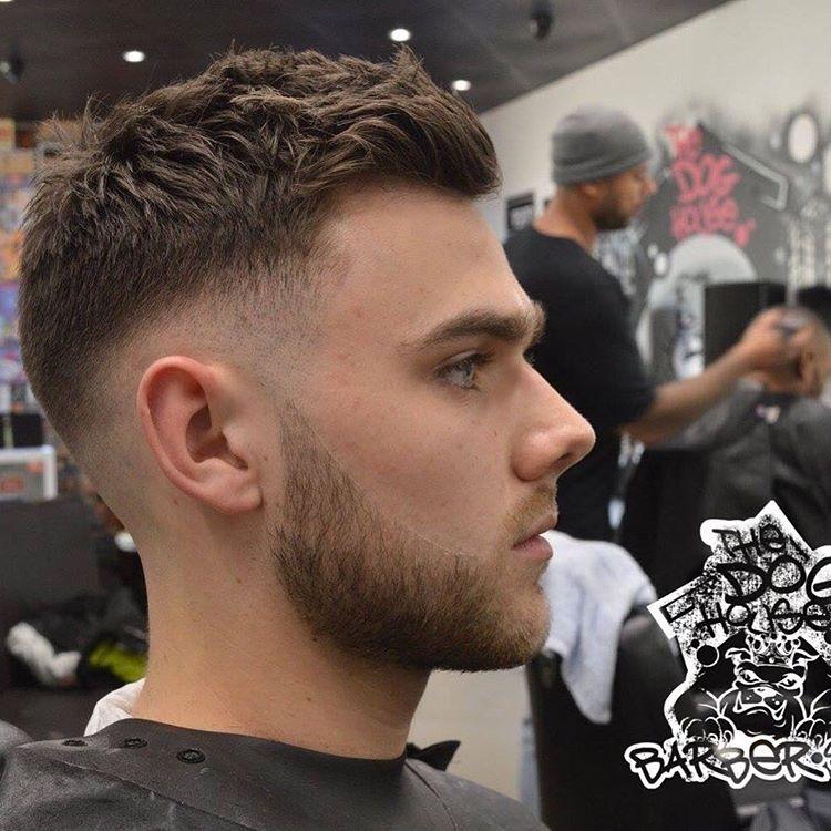 little_jay28 short mens haircut