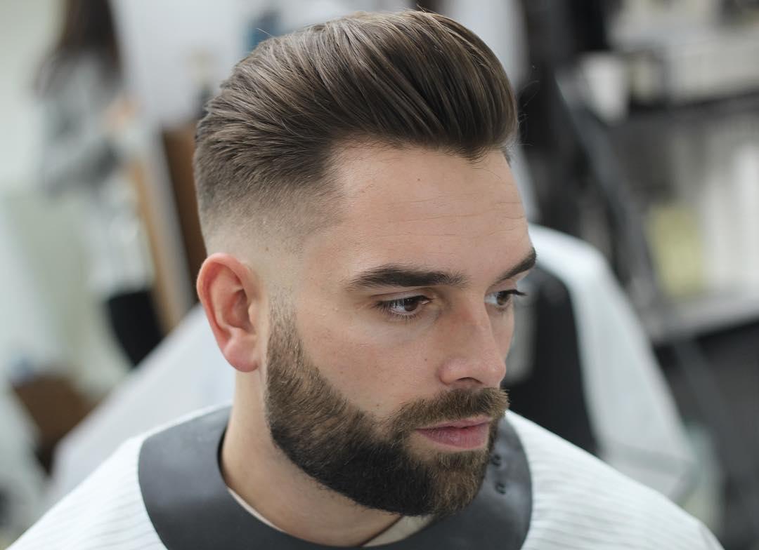 mozambeak classic haircut for men