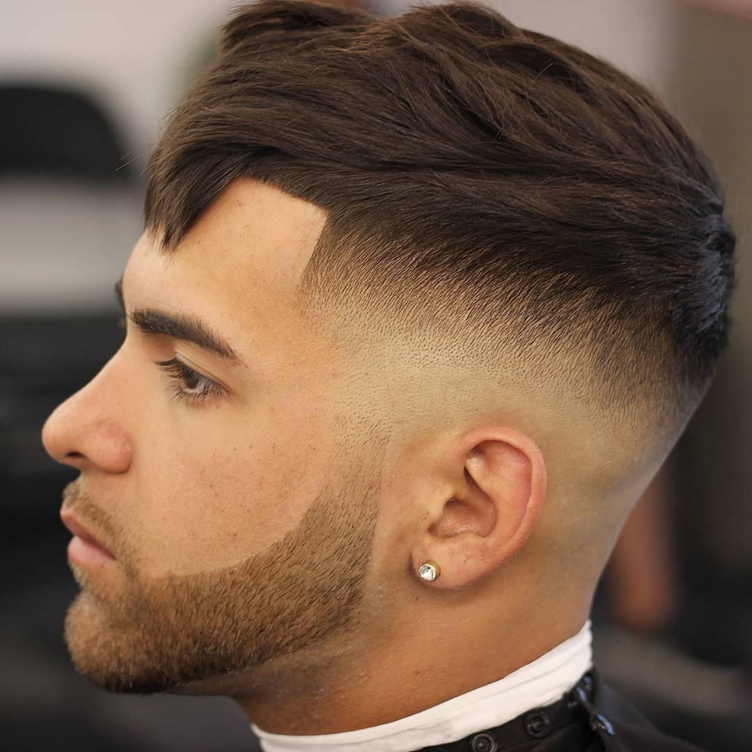Frizuri cool pentru bărbați în 2018 Frizuri cool pentru bărbați în 2018 odyzzeuz line up fade crop fringe mens hair trends 2018