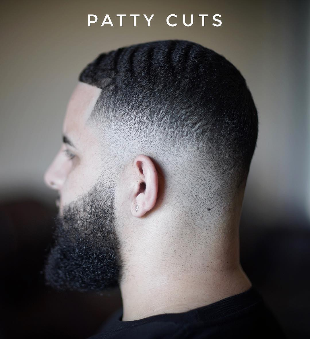 patty_cuts drop fade mens short haircut side