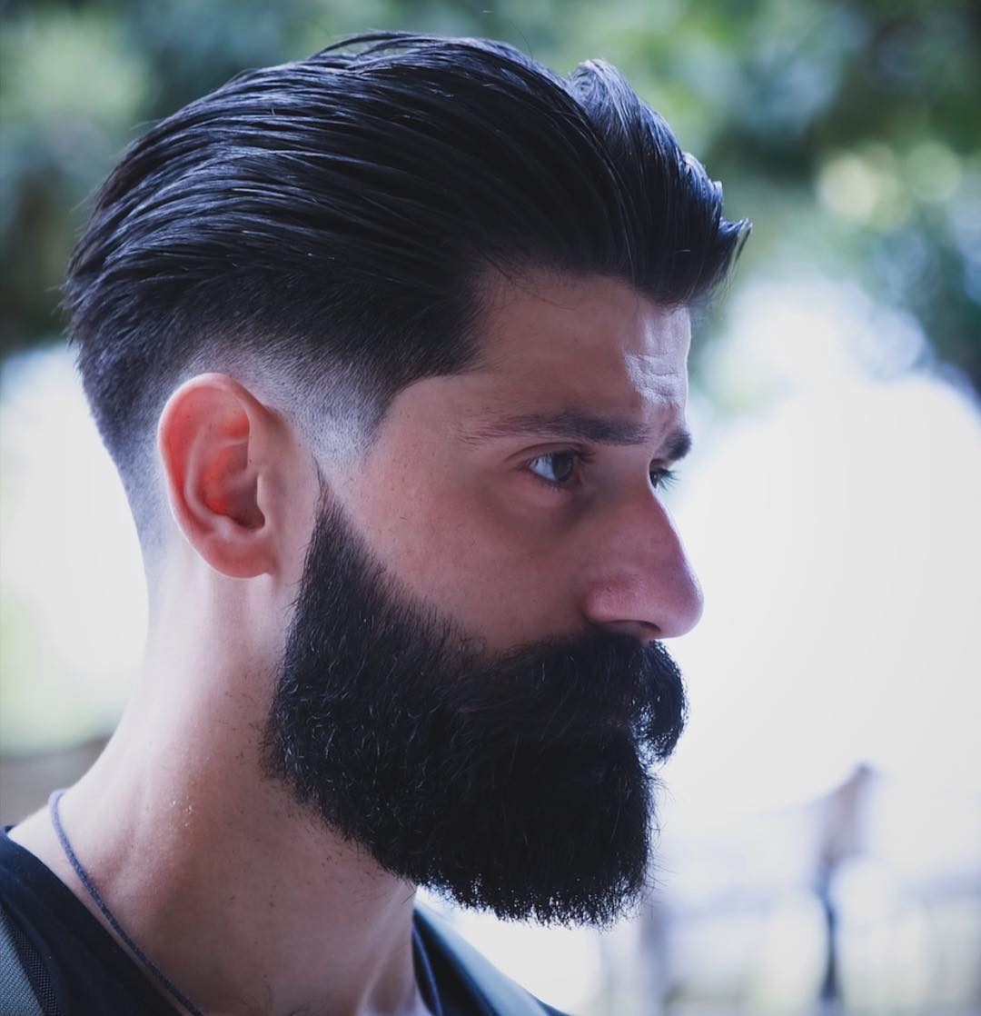 Cool Men S Hairstyles 2019