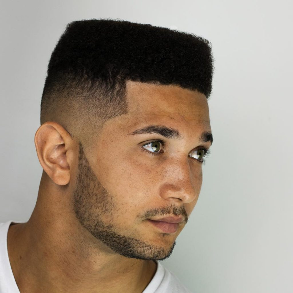 high top with high fade
