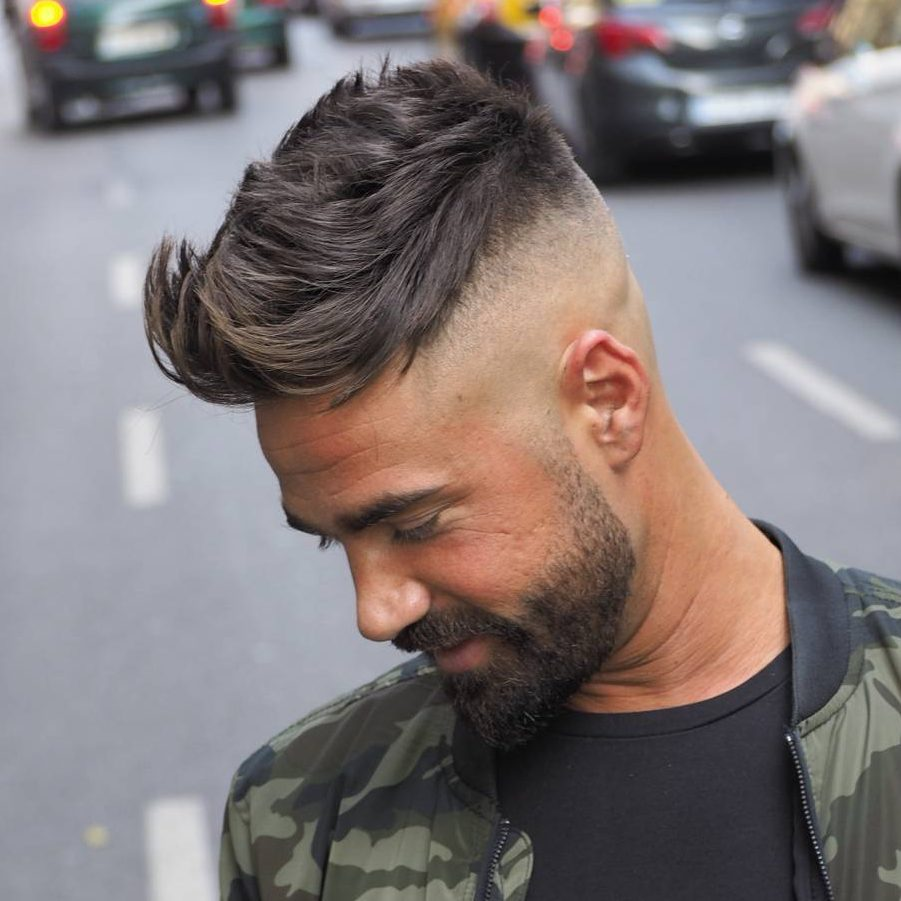 Image result for High Fade Haircut.