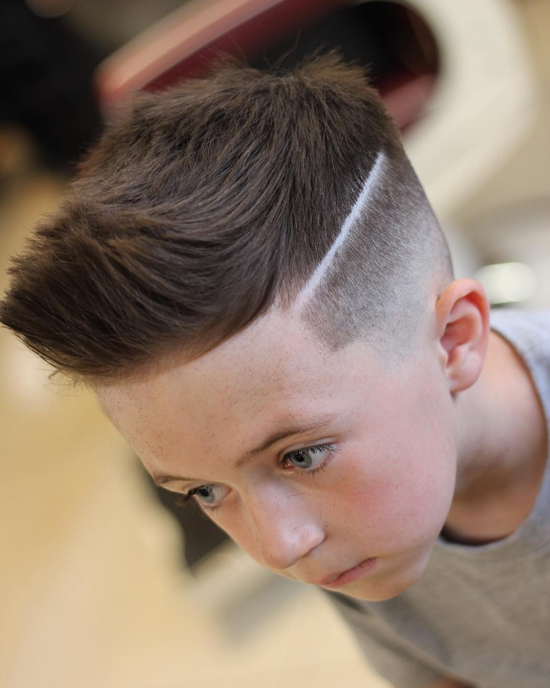 Boy S Fade Haircuts 22 Cool And Stylish Looks For 2020