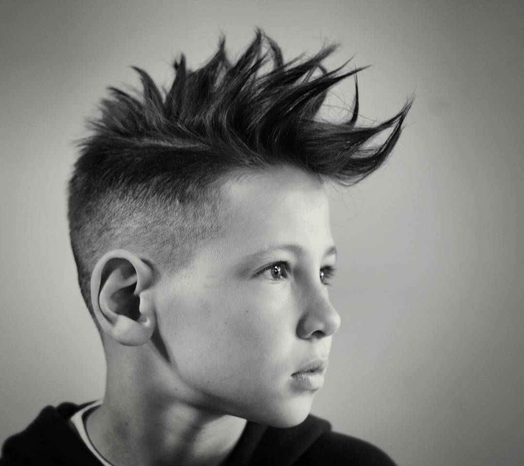 22 Fade Haircuts For Boys Gt Cool New Styles For August 2020