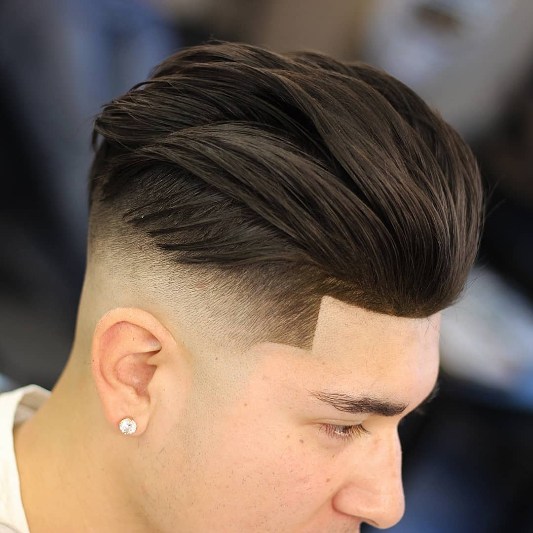 25 High Fade Haircuts For 2020
