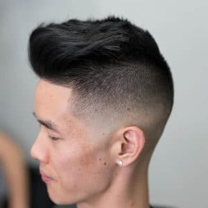 Shaved Sides Haircuts