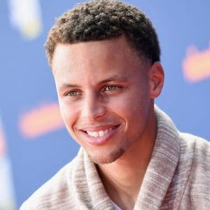 Stephen Curry Haircut
