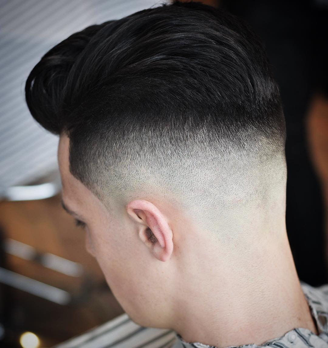 Types Of Fade Haircuts 2019 Update