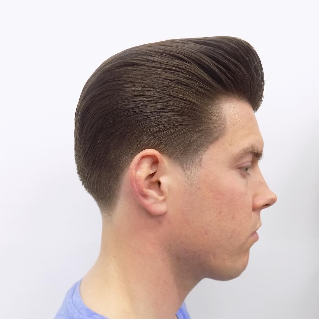 50s and 60s Pompadour