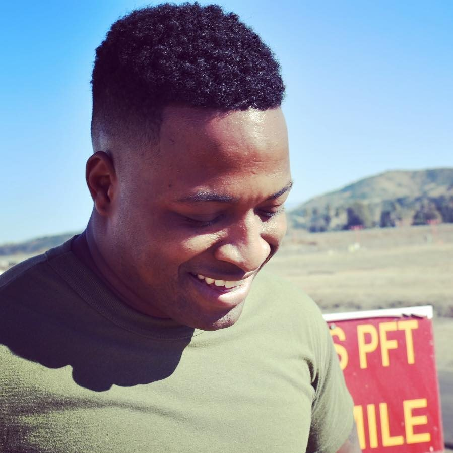 Military Haircuts For Black Men 5