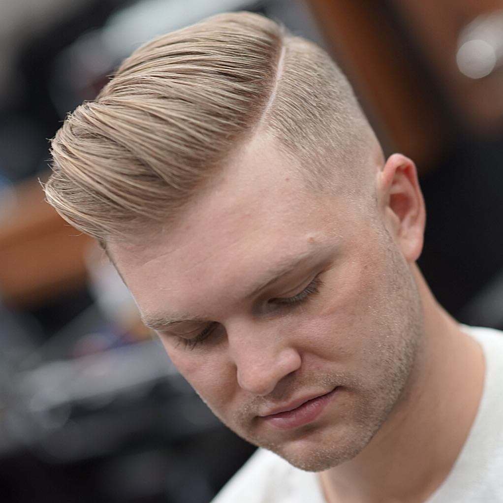 Cool Side Part Haircuts To Get In 2018