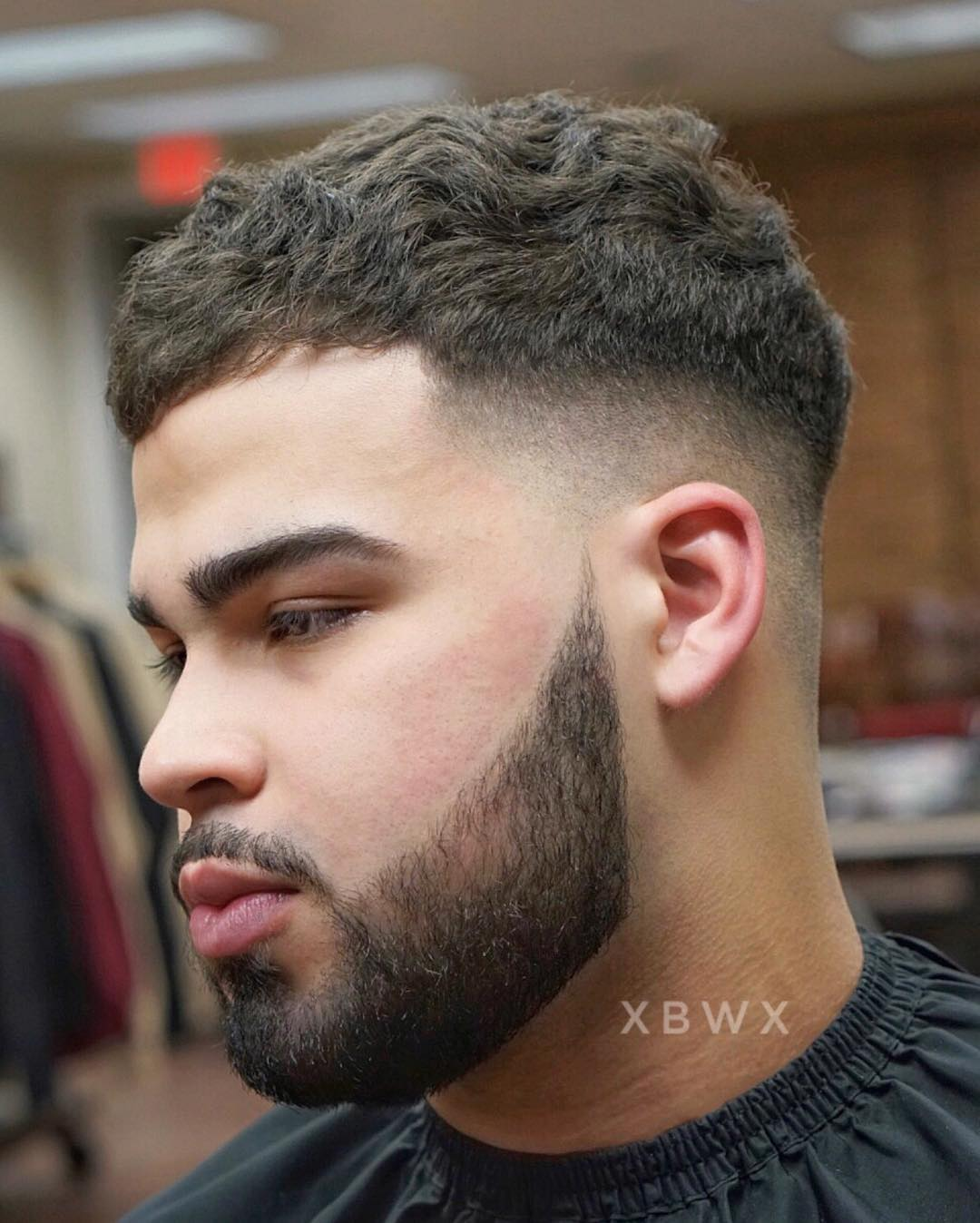 Types of Fade Haircuts - Men's Hairstyle Trends