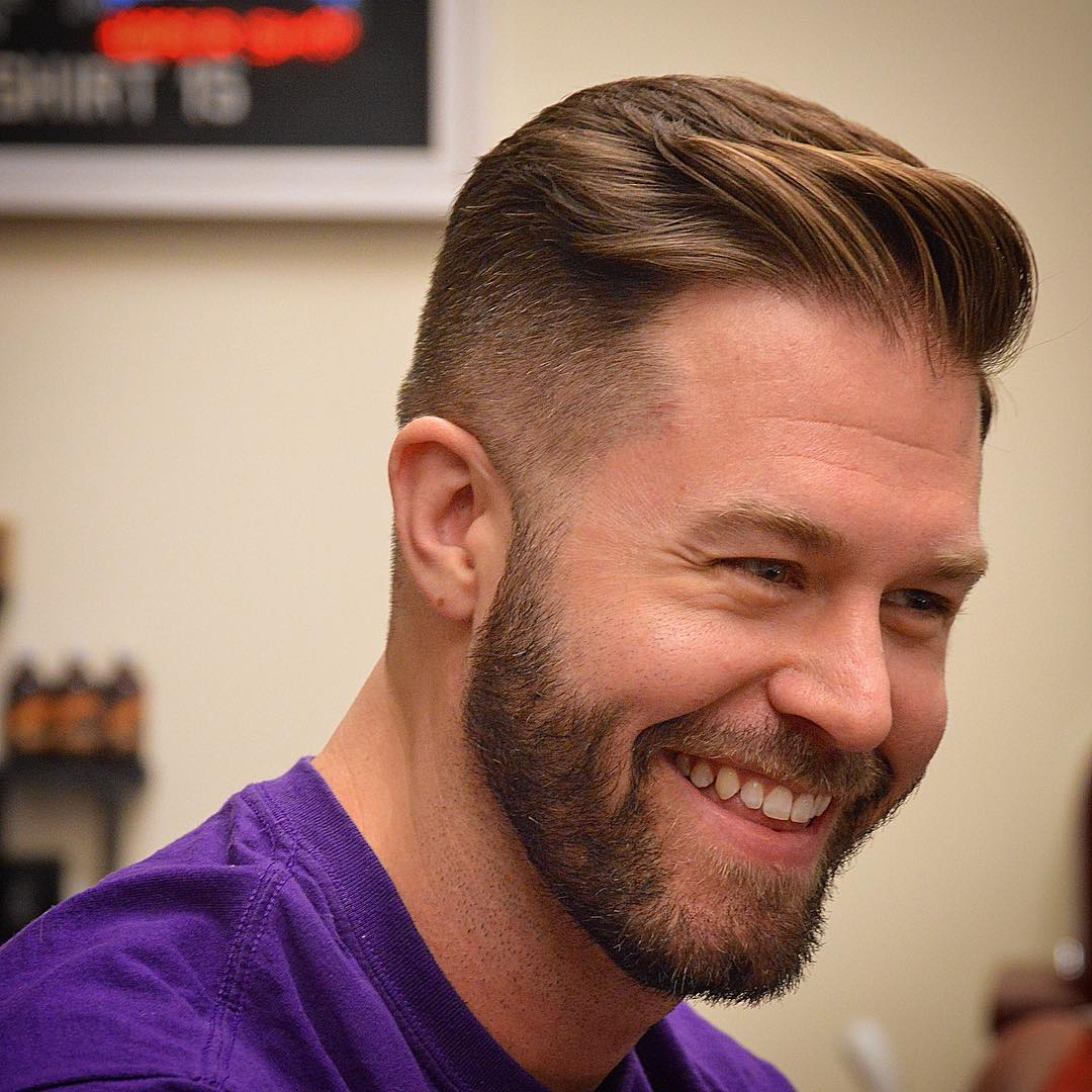 The Gentleman Haircut -> 10 Great Looking Styles To Try Out