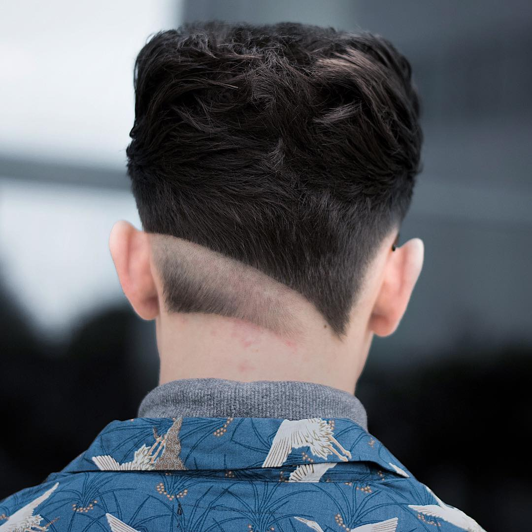 New Haircuts For Men 2018 The Nape Shape