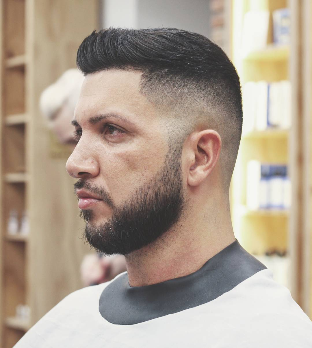 The Best Men's Haircuts For Thick Hair
