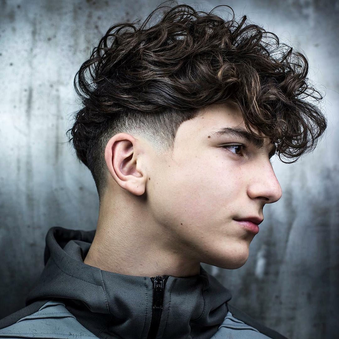 42 new fade haircuts for men -> cool men's hairstyles + haircuts 2018