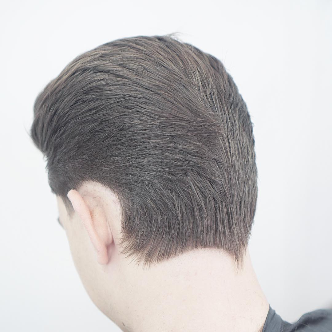 new hairstyles for men 2018 -> men's hairstyle trends