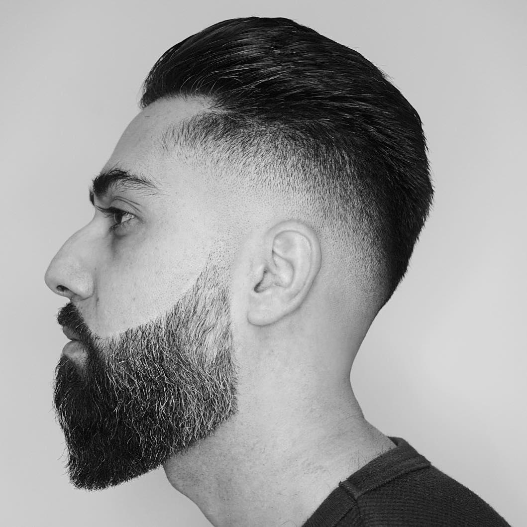 Hair + Beard Style