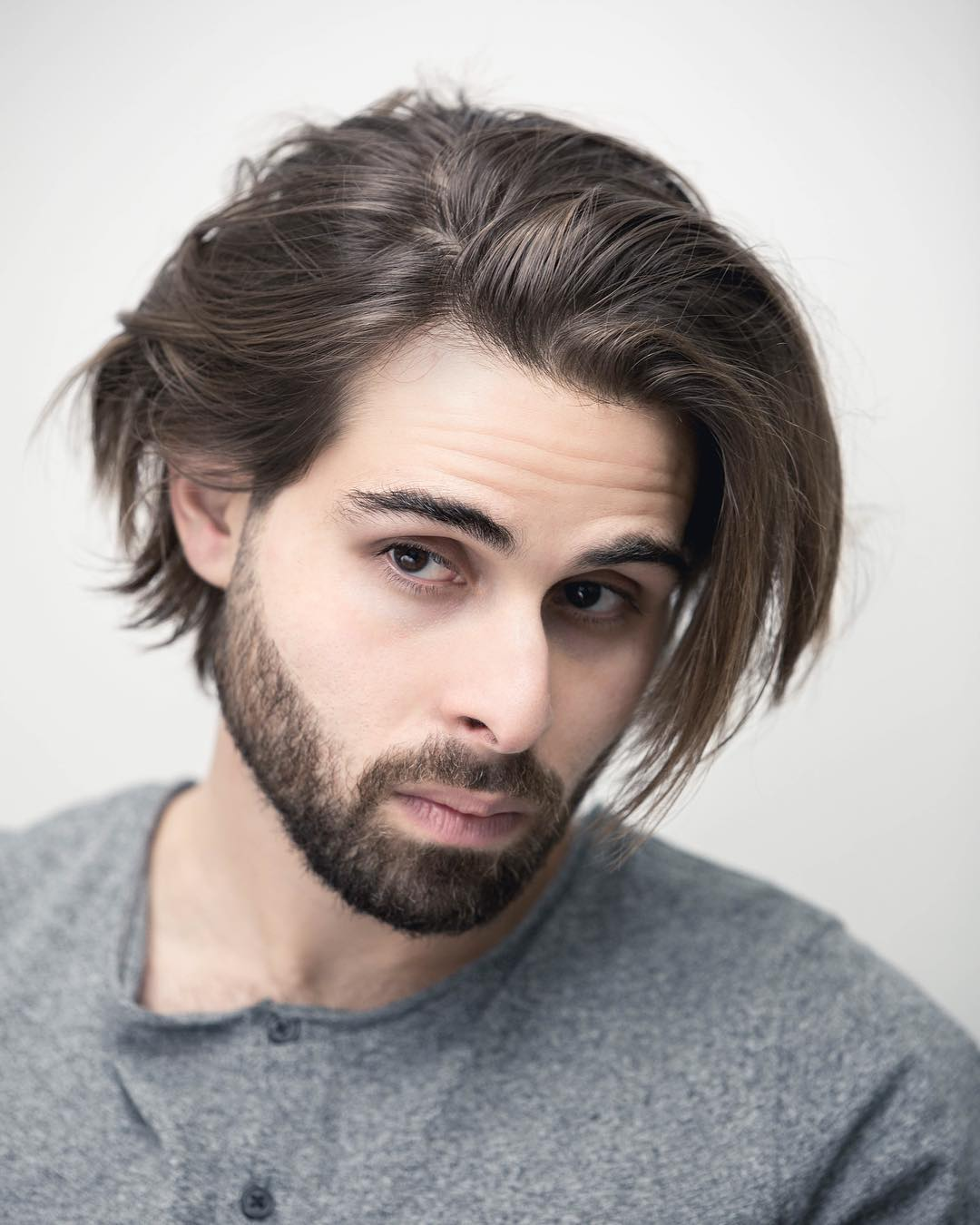 How to make my hair thicker and longer male