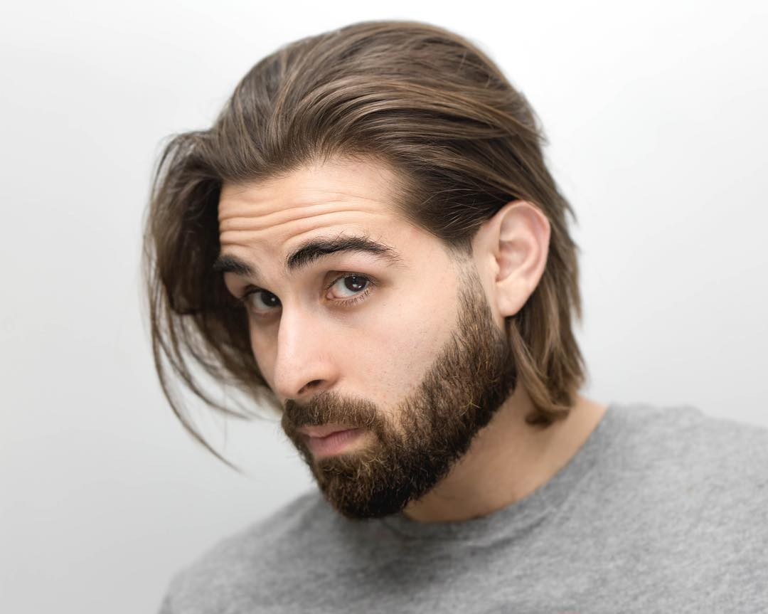 How To Grow Your Hair Out (Men's Tutorial