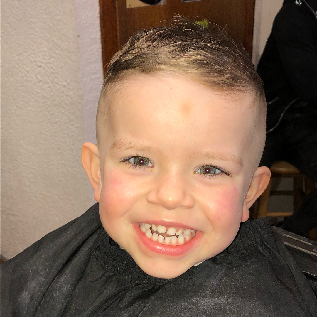Short Haircut For Toddler Boys Www Pixshark Com Images