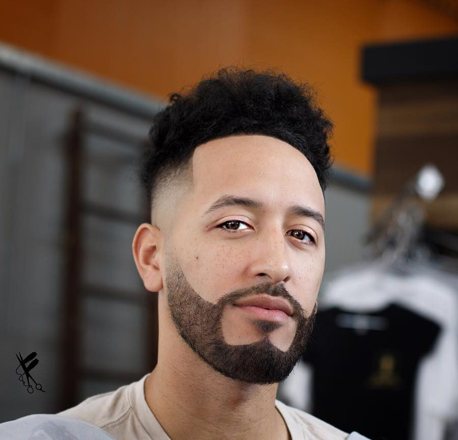 High top haircut