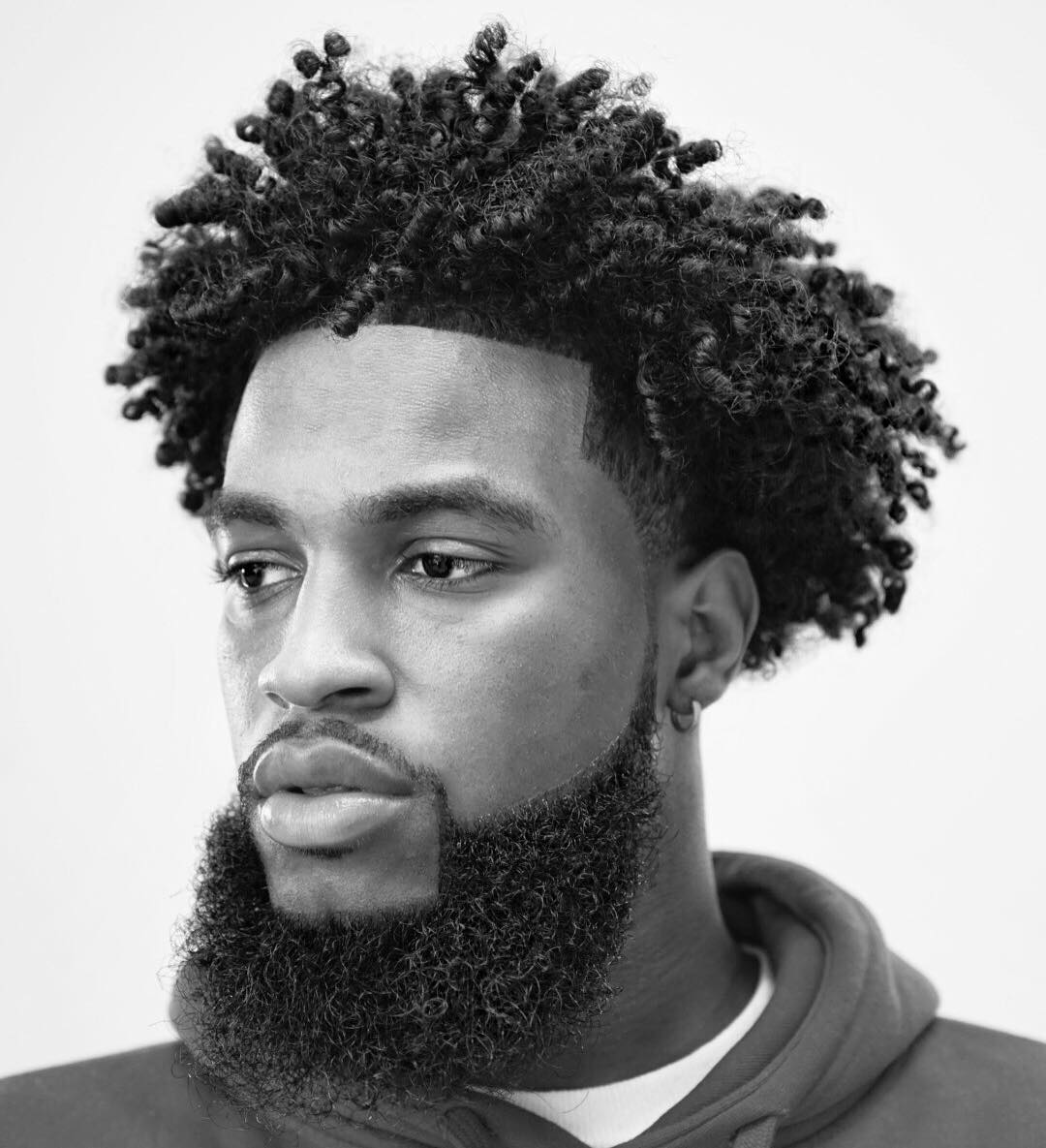 25 Cool Haircuts for Black Men