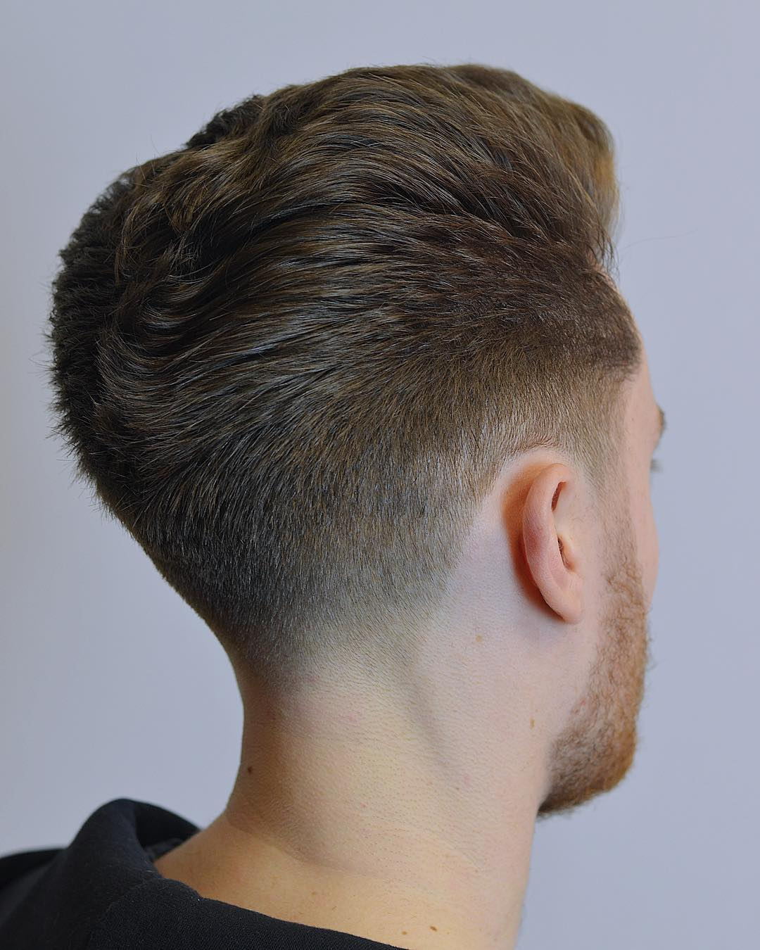 chris_barbercode taper fade haircut men photo gallery