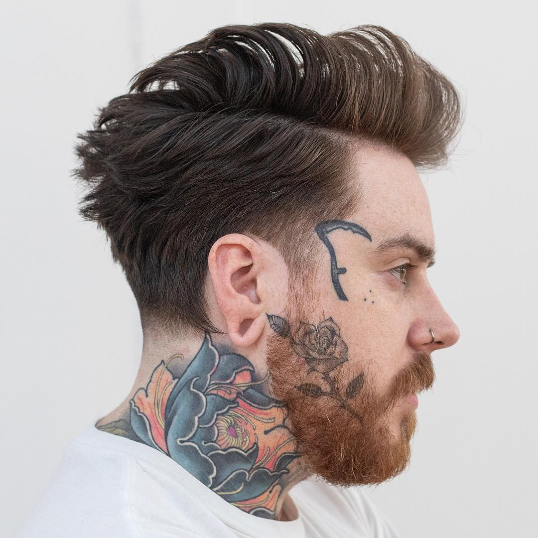 Mens Hairstyle Medium Length: 25+ Cool Men's Haircuts + Men's Hairstyles For 2018