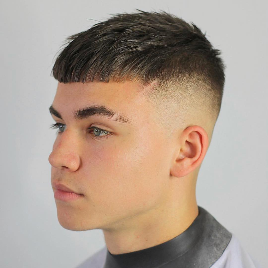 kieronthebarber slash hair design crop haircut mens hair 2018 photo gallery