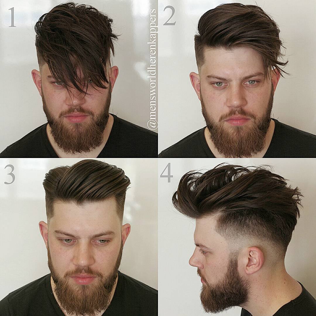 Mens Hair How To FAQ