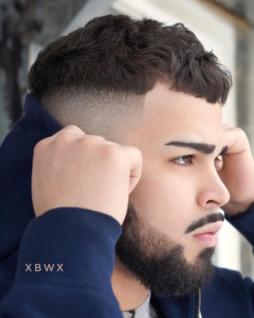 xbigwesx cool short haircuts for men crop haircut
