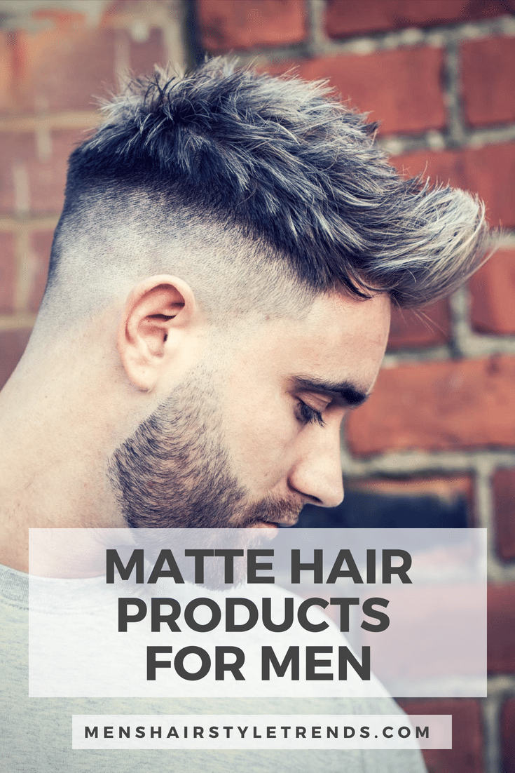 The Best Hair Products For Men 2018 Guide