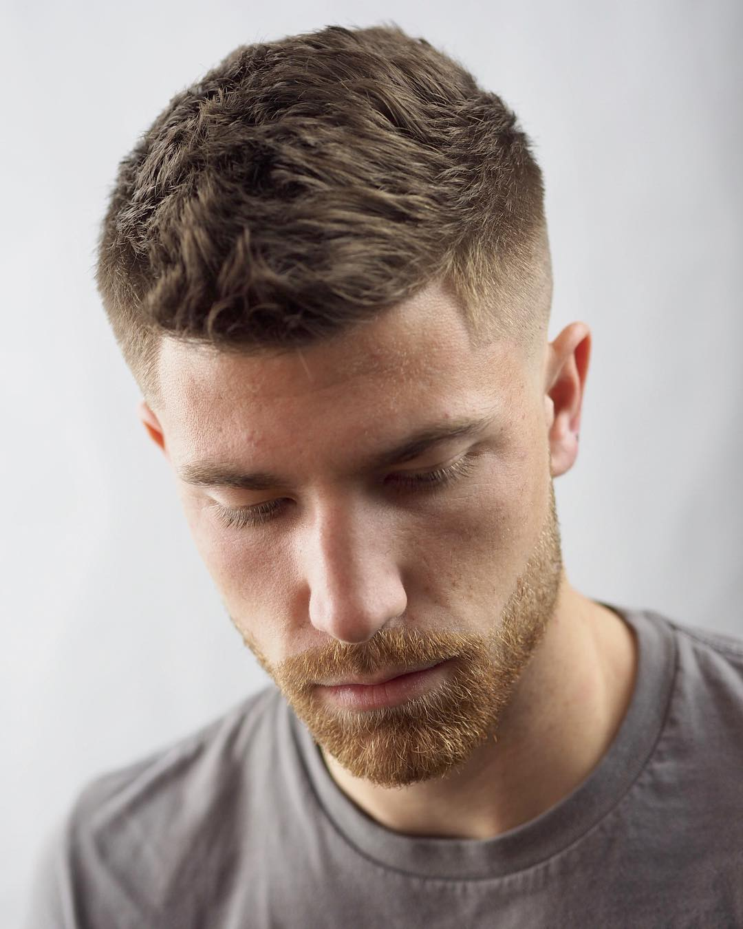25+ Short Haircuts For Men -> Fresh Styles For September 2020